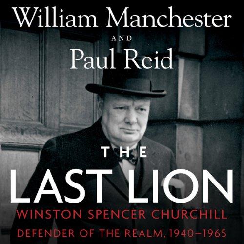 The Last Lion: Winston Spencer Churchill, Volume 3  Audiolibri