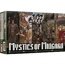 Asterion 8732 - Blood Rage: Mistici di Midgard, Ed. Italiana