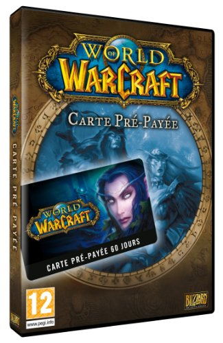 World of warcraft - carte prépayée 2 mois