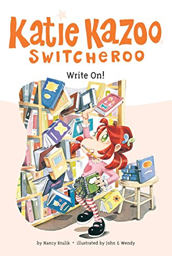 Write On! (Katie Kazoo, Switcheroo)