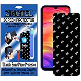 ZINGTEL MICROMAX IONE NOTCH Flexible Shatterproof Impossible Tempered Glass Screen Guard for MICROMAX IONE NOTCH