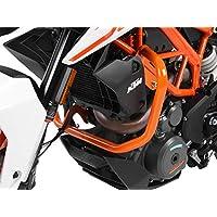 KTM RC 390 BJ 2014-2017 Bobbins Racingadapter M10x1,25 orange