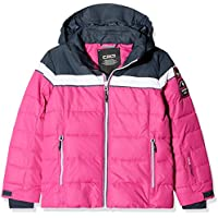 CMP Mädchen Wattierte 3000 Ripstop Skijacke Jacke