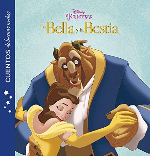 La Bella y la Bestia. Cuentos de buenas noches por Disney