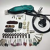 Neue Art Mini Mühle Dremel Bohrer Elektrische Variable Geschwindigkeits-drehwerkzeug Mit 207 Unids Werkzeuge Zubehör