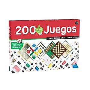 Falomir-200 200 Reunidos. Juegos de Mesa. Clásicos, color no aplica, (1310)