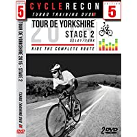 Tour de Yorkshire 2015 Stage 2 DVD | Turbo Training Selby to York