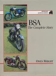 BSA: The Complete Story (Crowood MotoClassics)
