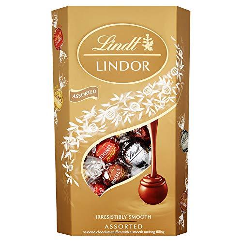 Lindt Lindor Asorted Chocolate G...