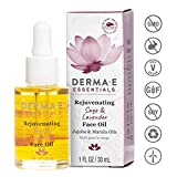 Best Derma E Dermas - Derma e Rejuvenating Sage & Lavender Face Oil Review