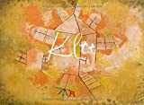 Paul Klee 2019, Wandkalender im Querformat (45x33 cm) - Kunstkalender (Expressionismus) mit Monatskalendarium