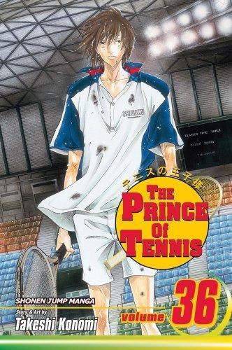 The Prince of Tennis 36 by Takeshi Konomi (14-Feb-2013) Paperback par Takeshi Konomi