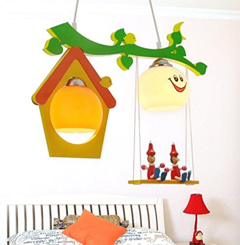 Kinderzimmer Kronleuchter Jungen im Namen der einfachen Kinder Schlafzimmer Led Schlafzimmer Beleuchtung Chalets