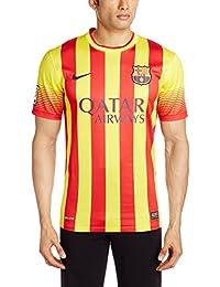 Nike Barcelona F.C. - Camiseta de fútbol, 2ª equipación, 2013-14