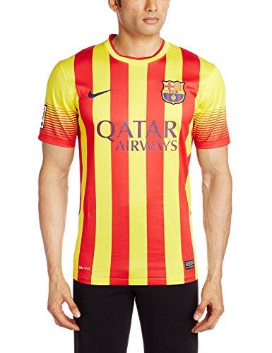 Nike Barcelona F.C. - Camiseta de fútbol, 2ª...
