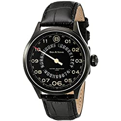 Ben & Sons-Herren-Armbanduhr-BS-10017-BB-01-BGA