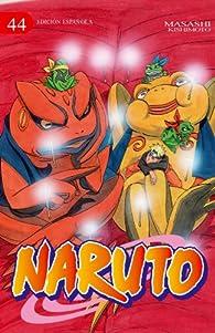 Naruto nº 44/72 par Masashi Kishimoto