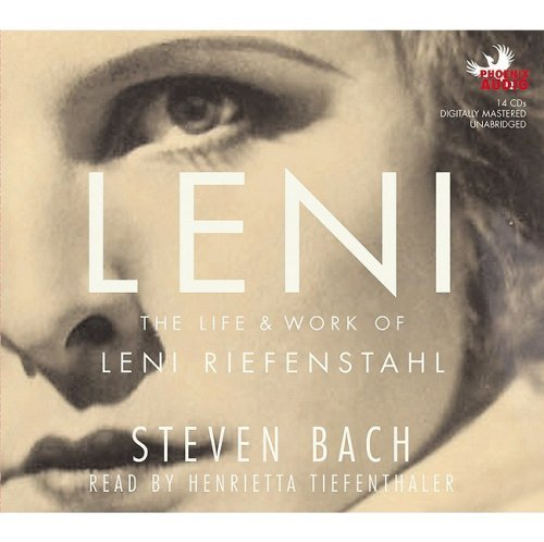 Leni: The Life and Work of Leni Riefenstahl by Steven Bach (2007-03-13)