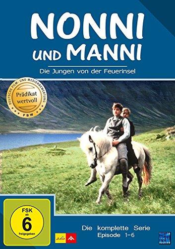Nonni und Manni (Thor-box-set Dvd)