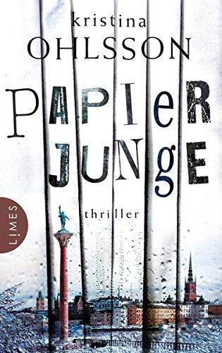 Buchseite und Rezensionen zu 'Papierjunge' von Kristina Ohlsson