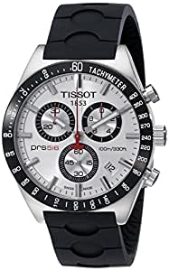 Tissot Gents Watch Quartz Analogue PRS516 T0444172703100
