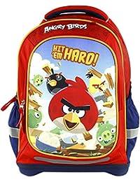 Preisvergleich für Target Superlight Angry Birds Schulrucksack, 43 cm, 38 liters, Rot (Rosso)
