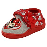 Disney Girls Minnie Mouse Strand Casual Slippers