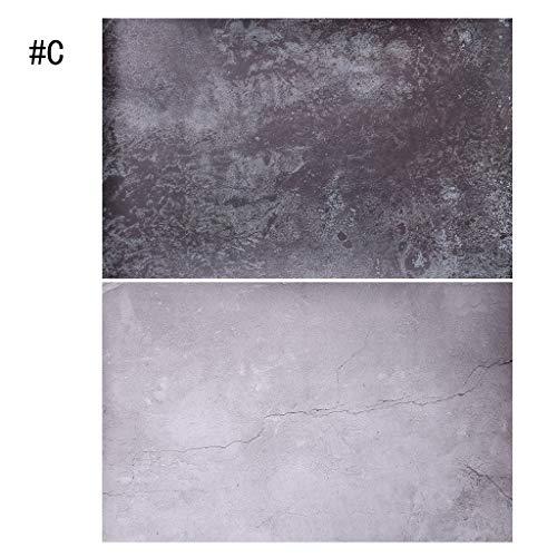 Dabixx knackte Wand-Beschaffenheits-Papier-Hintergrund-Hintergrund für Studio-Foto-Fotografie-Stütze-Kaffee (Fotografie-hintergrund-papier)