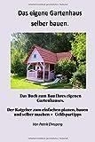 Ein Gartenhaus selber bauen...