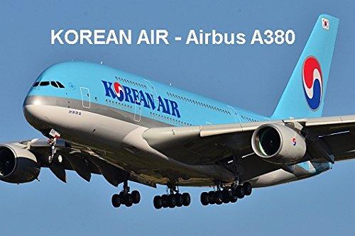 aircraft-fridge-magnet-a380-korean-air-9cm-x-6cm-jumbo