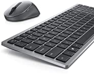 Dell KM7120W Multi-Device Bluetooth & Wireless Keyboard and Mouse Qwerty English -Titan