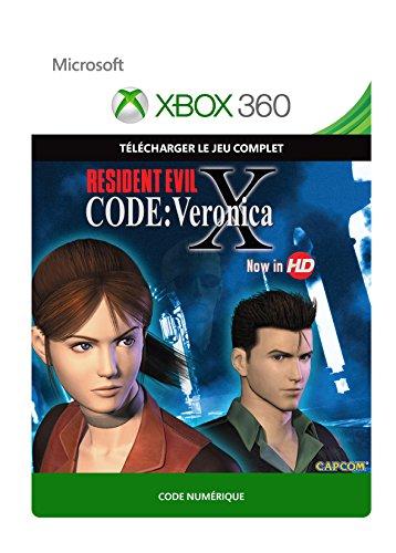 Resident Evil Code: Veronica X  [Xbox 360 - Code jeu d'occasion  Livré partout en Belgique