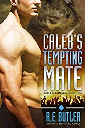 Caleb's Tempting Mate (Saber Chronicles Book 3) (English Edition)