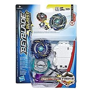 Beyblade – Peonza con Lanzador REGULUS R3 (Hasbro E1040EL2)