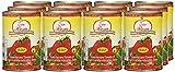 Zia Rosa San Marzano Plum Tomatoes 400 g (Pack of 12)