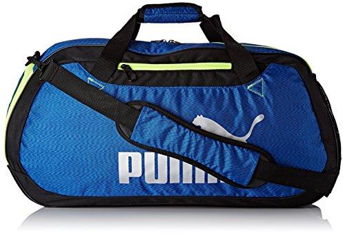 Puma Unisex Active Tr Duffle S Bag True Blue/Black/Silver