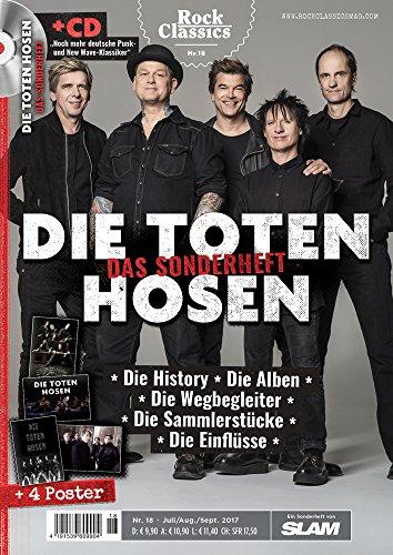 DIE TOTEN HOSEN - Das Rock Classics Sonderheft mit CD