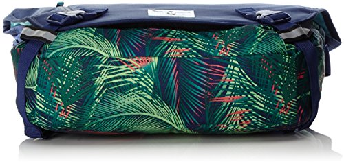 Chiemsee - Messenger Large, Borsa a tracolla Unisex - Adulto Mehrfarbig (Palmsprings)