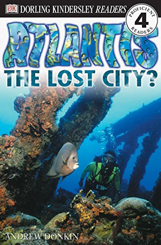 DK Readers L4: Atlantis: The Lost City? (Dk Readers, Level 4) por Andrew Donkin