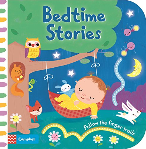 Bedtime Stories (Follow the finger trails)
