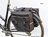 Best Bike Panniers - Beluko Modern - Double Pannier Bag Bicycle Cycle Review