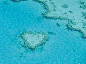 Heart Island, Australia (detail)