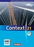 Context 21 - Berlin, Brandenburg und Mecklenburg-Vorpommern: Schülerbuch mit DVD-ROM bei Amazon kaufen