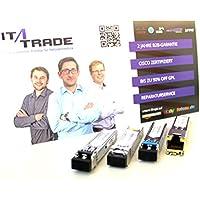 HP SFP Transceiver Mini-GBIC Modul 10GbE LC bis zu 300m
