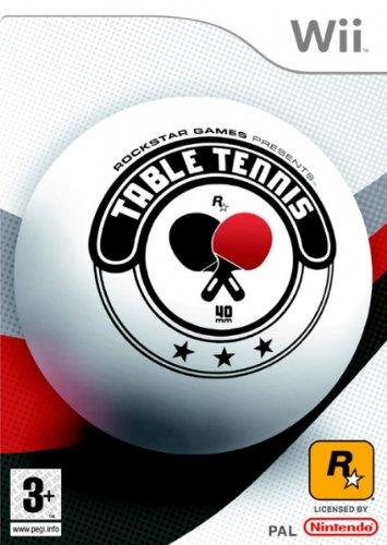 Preisvergleich Produktbild Tischtennisplatte WII
