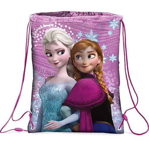 SACCA Frozen Elsa Anna Disney Borsa Bambina CM. 43X32,5 - 57801