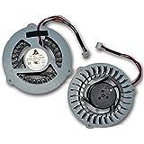 Ventilateur CPU pour Samsung R70R560R700P208P210Q208Q210Fan Cooler Refroidisseur
