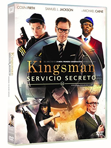 Bild von Kingsman. The Secret Service (KINGSMAN: SERVICIO SECRETO, Spanien Import, siehe Details für Sprachen)