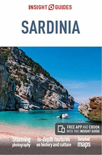 Insight Guides Sardinia Cover Image