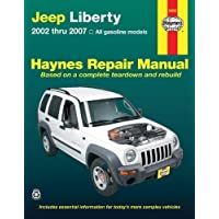 Jeep Liberty 2002-2007 (Haynes Repair Manual) by